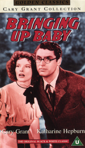 Bringing Up Baby (1938) (Laser Disc) (Deleted)