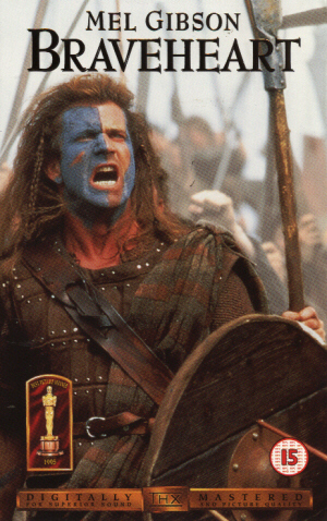 Braveheart (1995) (Laser Disc) (Widescreen) (Deleted)