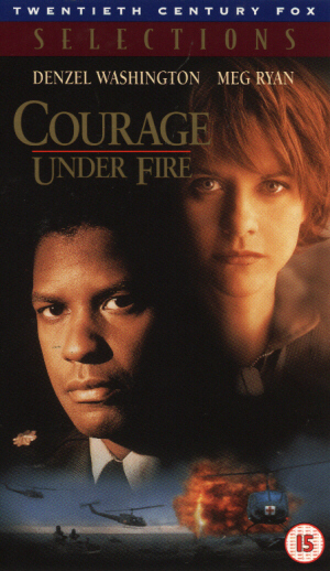 Courage Under Fire (1996) (Laser Disc) (Widescreen) (Deleted)