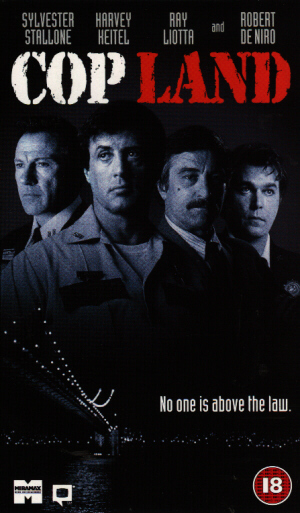 Cop Land (1997) (Laser Disc) (Widescreen) (Deleted)