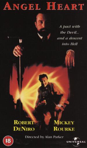 Angel Heart (1987) (Laser Disc) (Deleted)