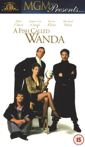 A Fish Called Wanda (1988) (CD-I) (Deleted)