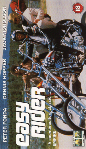 Easy Rider (1969) (Laser Disc) (Deleted)