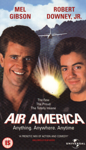 Air America (1990) (Laser Disc) (Deleted)