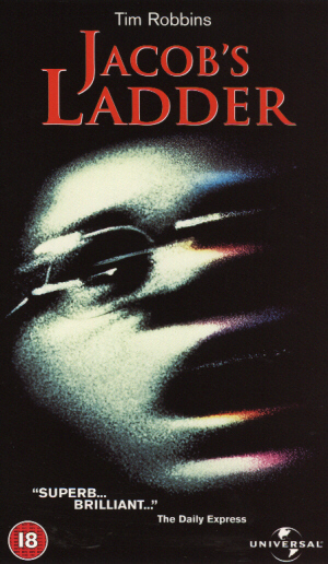 Jacob's Ladder (1990) (Laser Disc) (Widescreen) (Deleted)