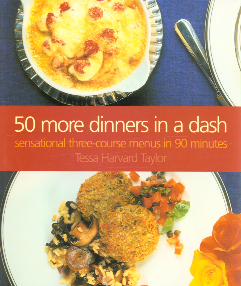 50 More Dinners in a Dash