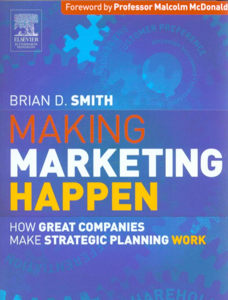 Making Marketing Happen