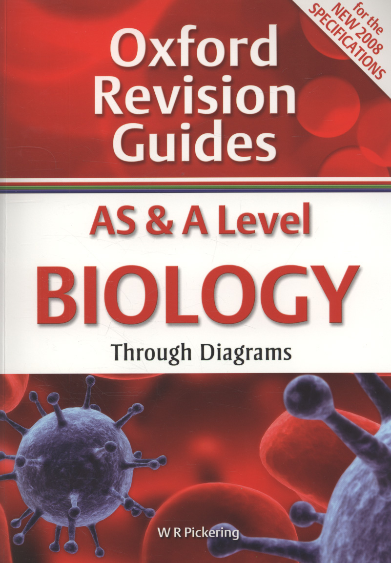 As  U0026 A Level Biology Through Diagrams By Pickering  W  R