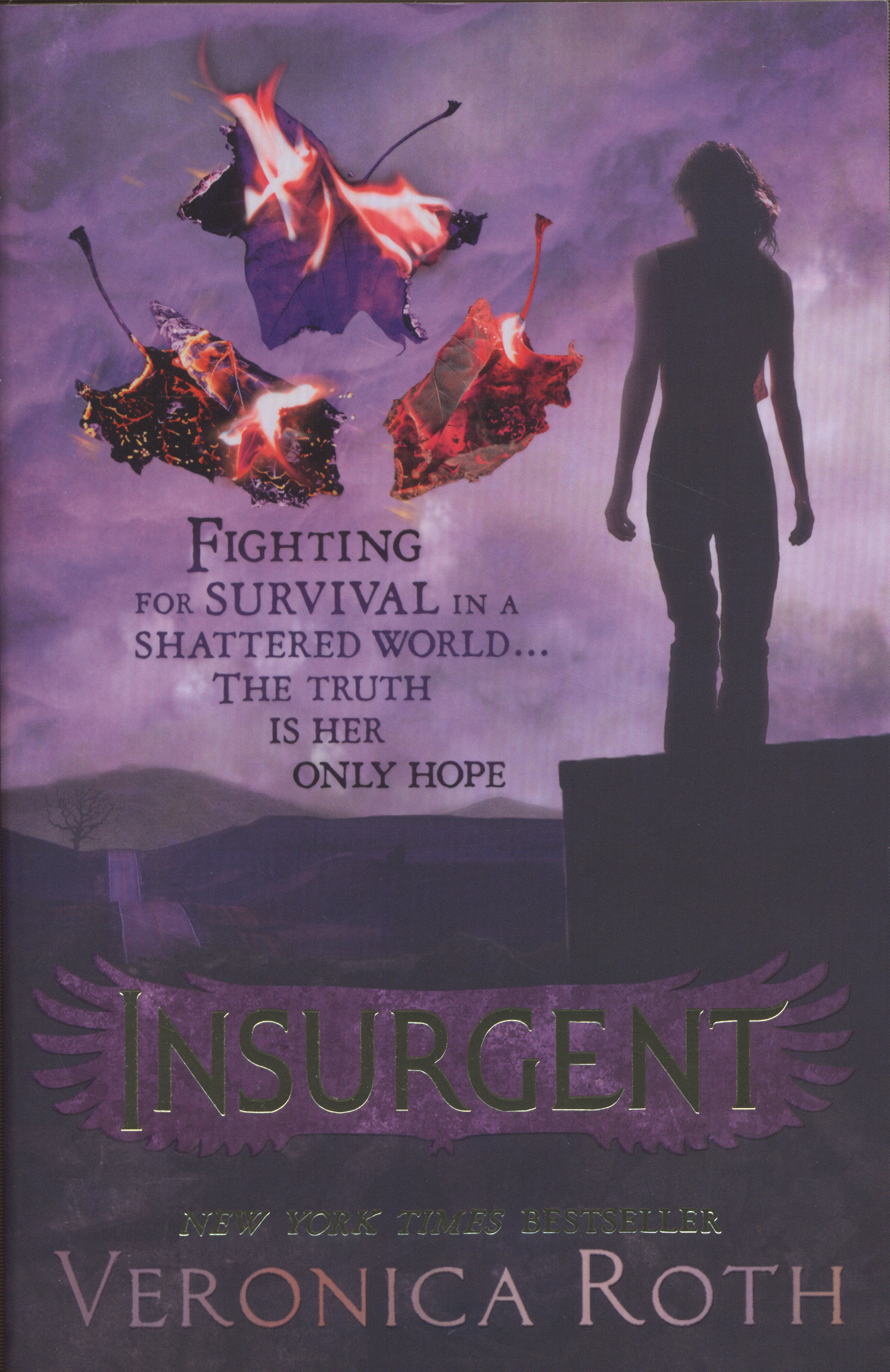 The Initiate (Divergent ) by Veronica Roth
