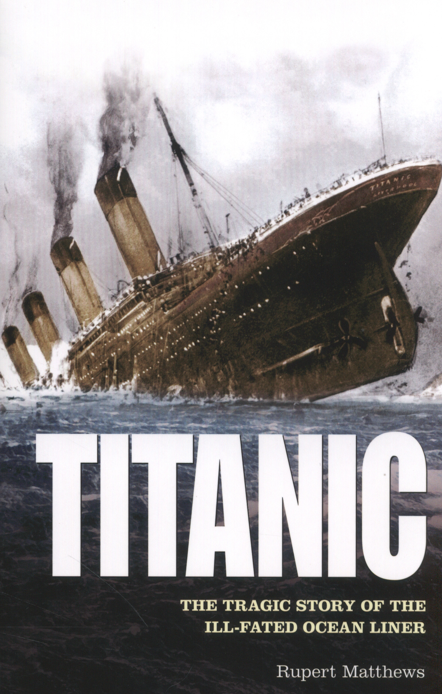 an introduction to the history of the tragedy of titanic The tragedy of the unsinkable titanic - lost in the cold water of the atlantic - became part of history and pop culture, but the story of the main culprit that caused the disaster is mostly.