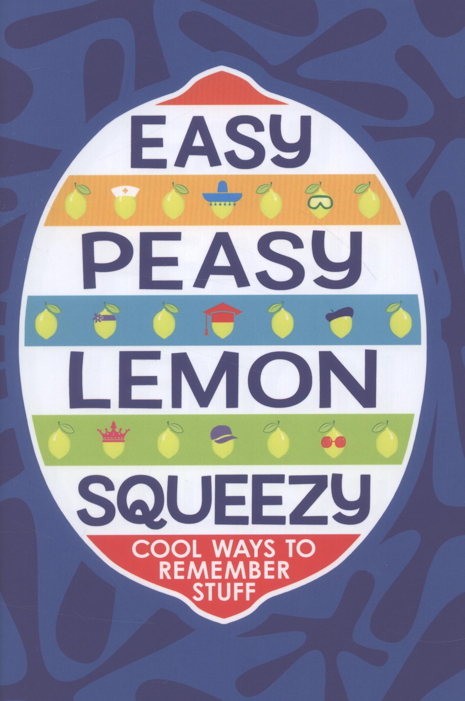 Easy Squeezy Lemon Peasy