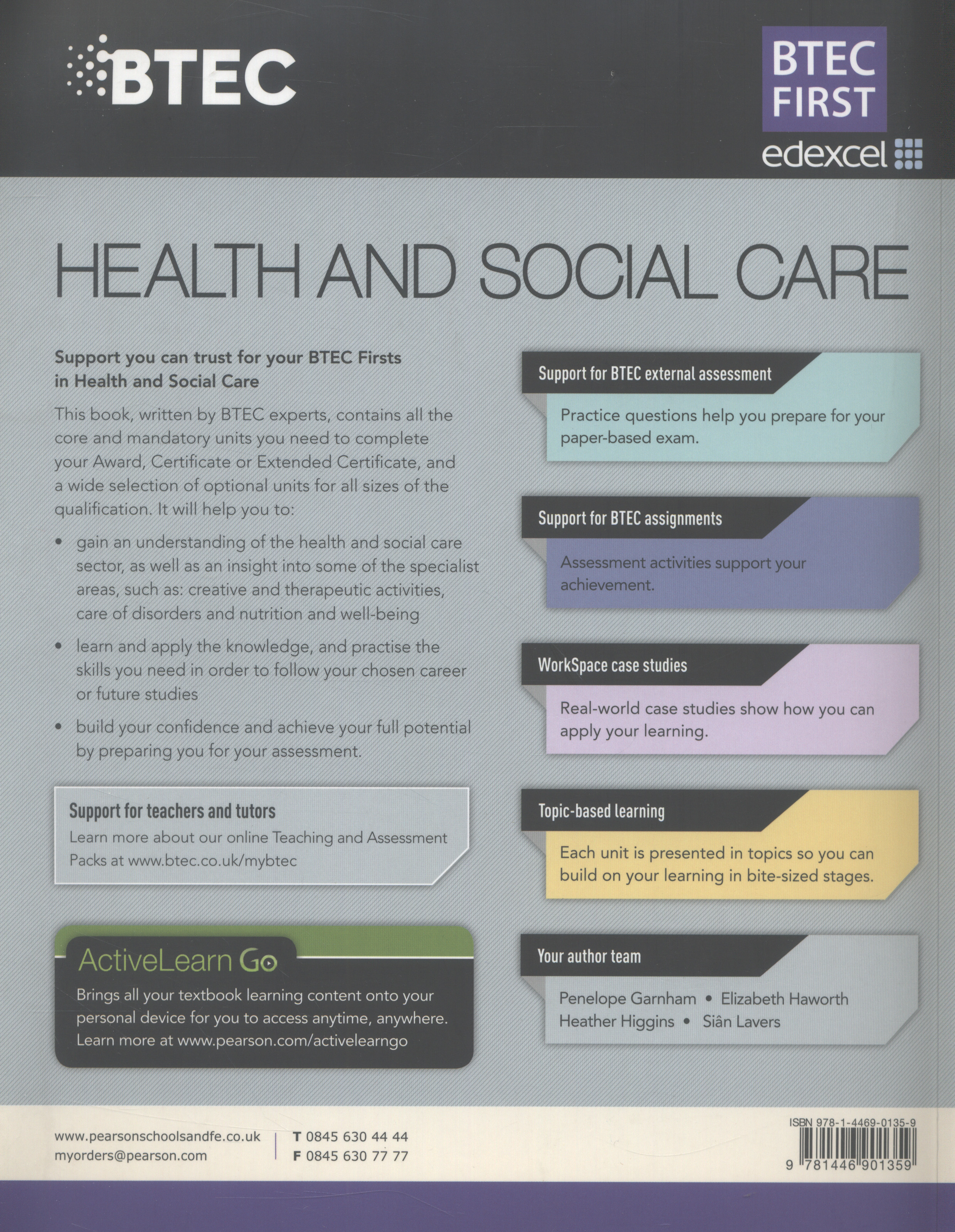 health and social Our cambridge national in health and social care introduces students to the  specialist knowledge and skills needed to work in various care settings.
