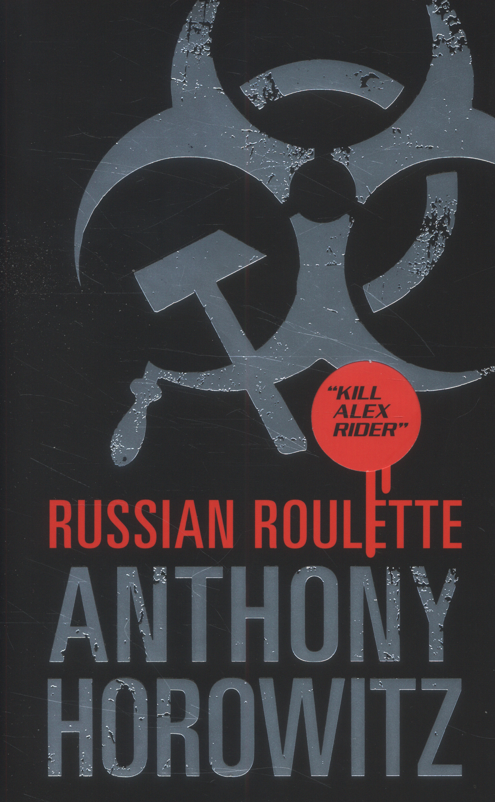 Russian roulette anthony horowitz wiki