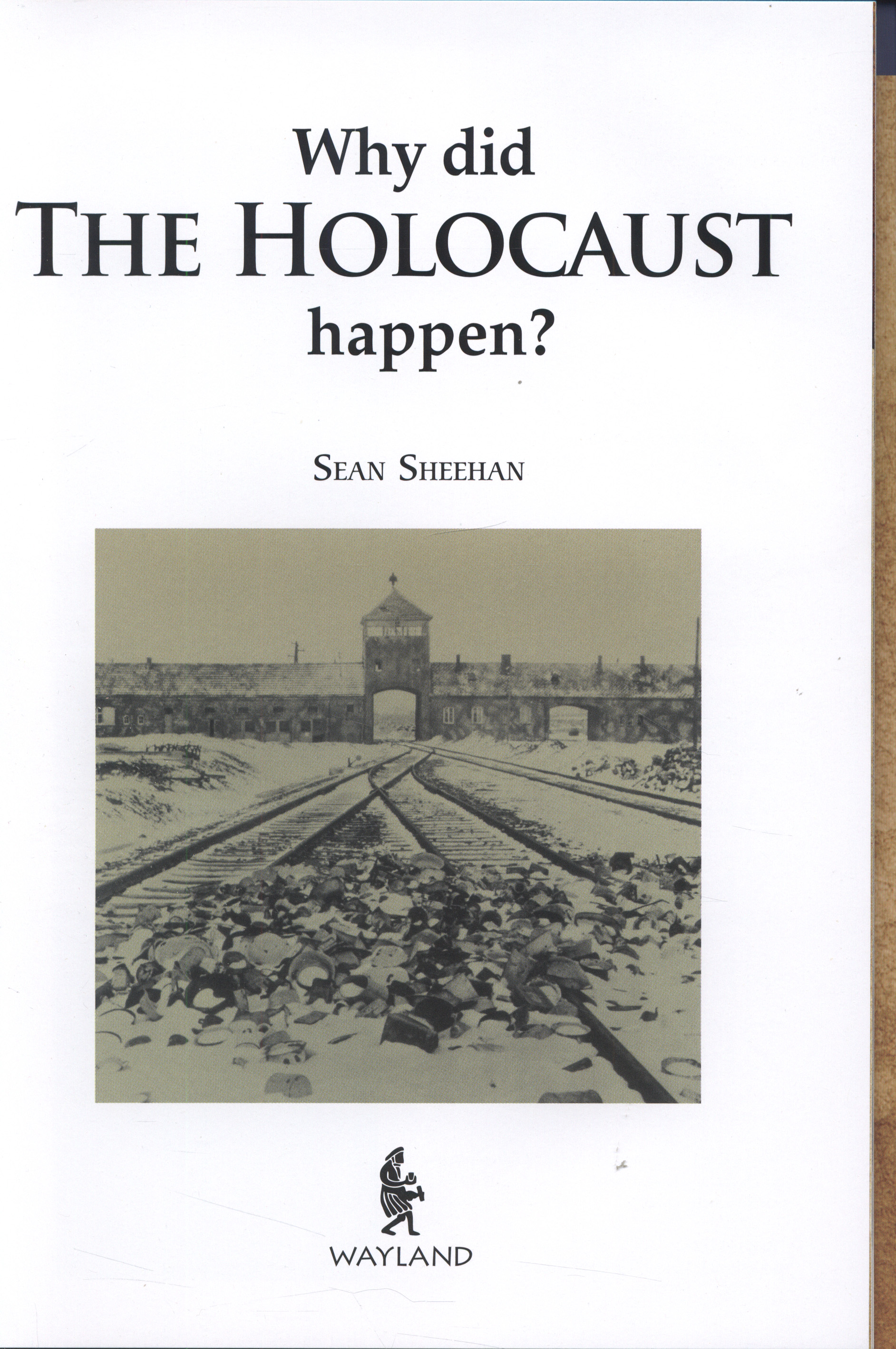 why did holocaust happen Google promised to fix its nazi problem weeks later, nothing has changed in  december, when you searched did the holocaust happen or.