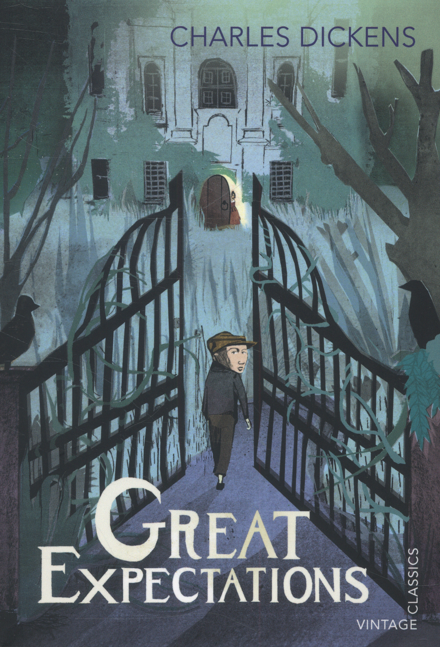great expectations by charles dickens Great expectations (wordsworth classics) [charles dickens, marcus stone, john bowen] on amazoncom free shipping on qualifying offers presents the classic story of the orphan pip, the convict magwitch, the beautiful estella, and her guardian.