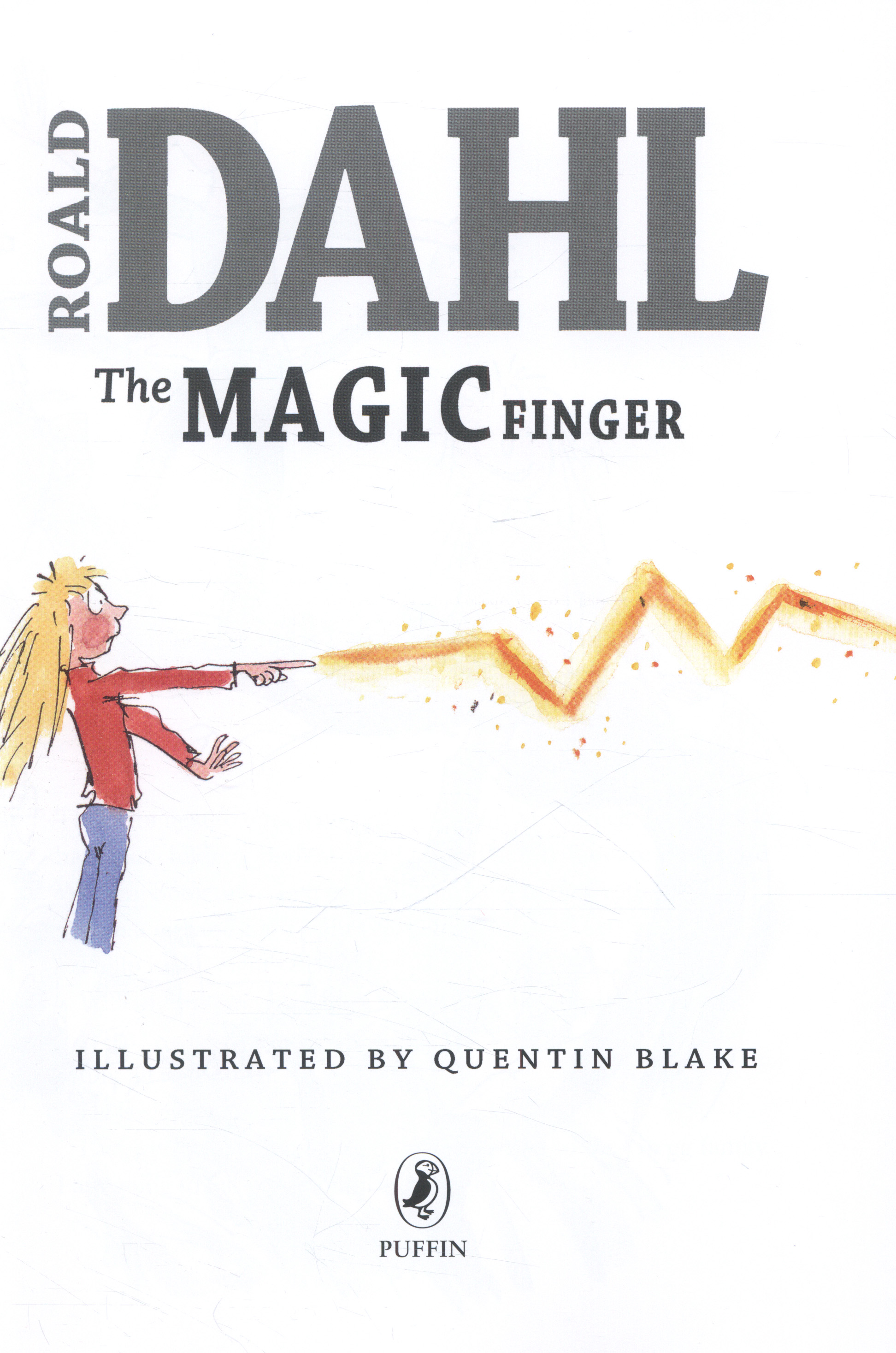 the magic finger Roald dahl sometimes shared a tonal kinship with ogden nash, and he could  demonstrate a verbal inventiveness nearly seussian[his] stories work better in .