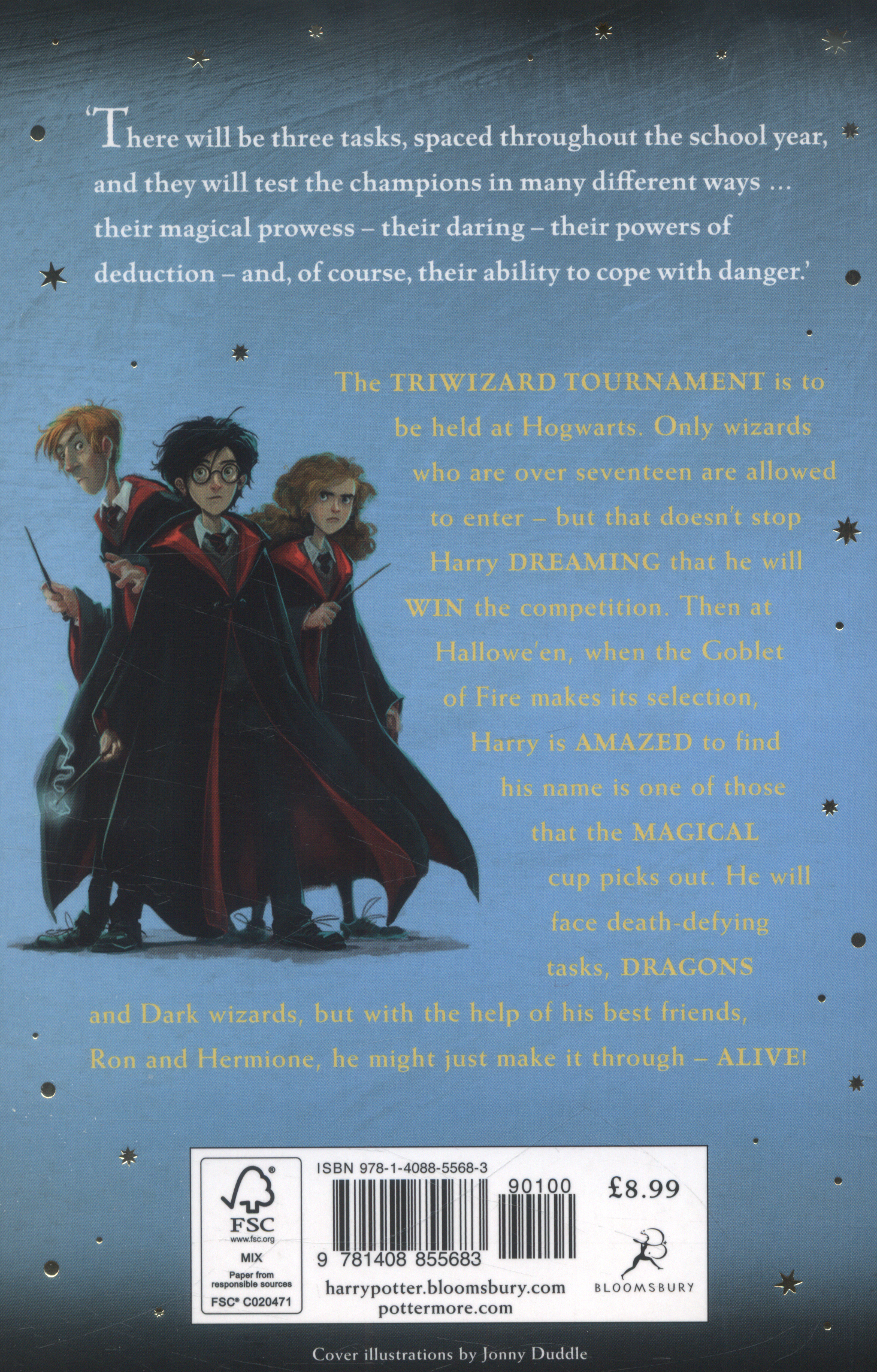 Harry Potter School Book Cover ~ Harry potter