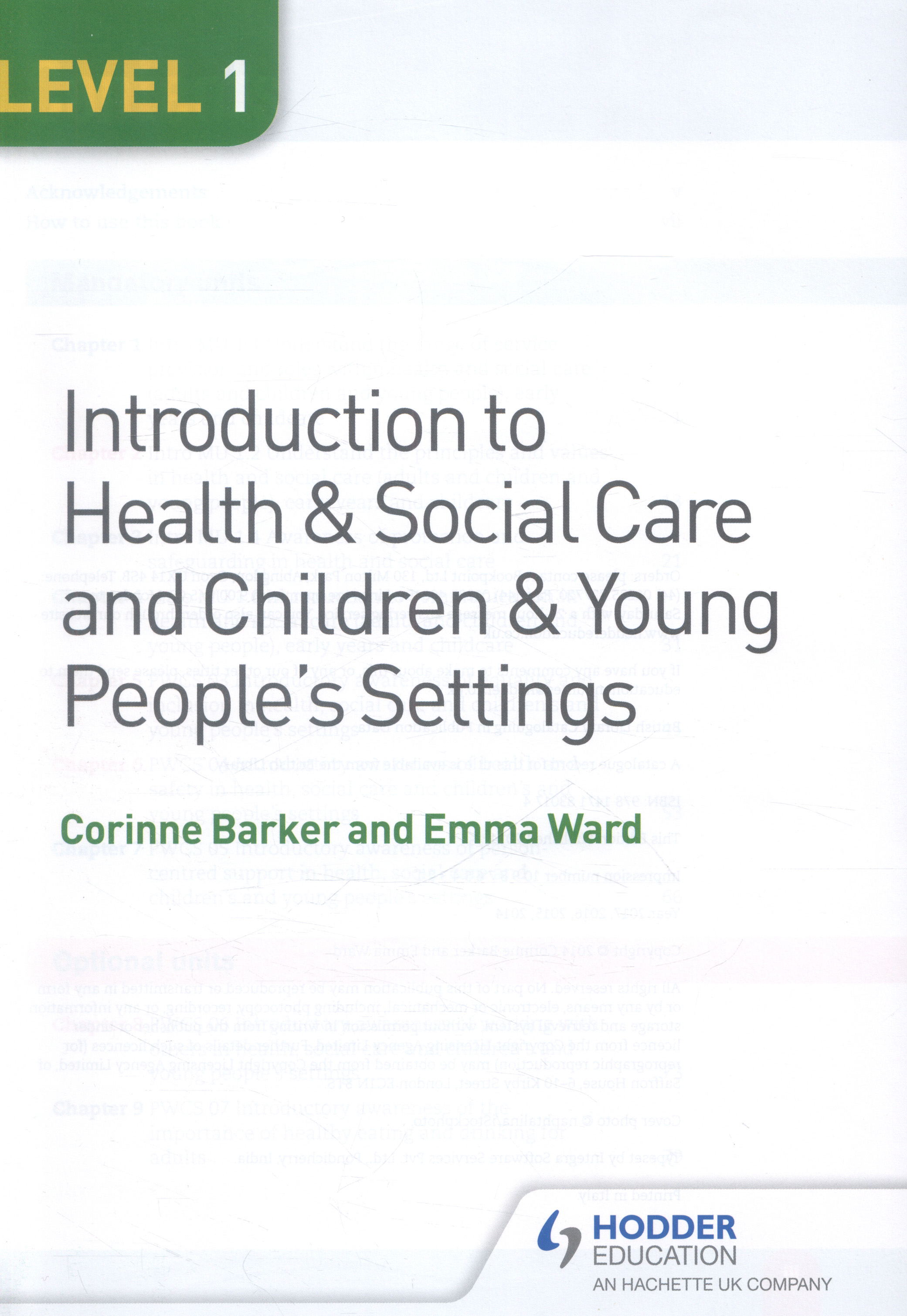 Introduction To Personalization In Social Care Essay Service  Introduction To Personalization In Social Care Level  Certificate In  Introduction To Health And Social Care