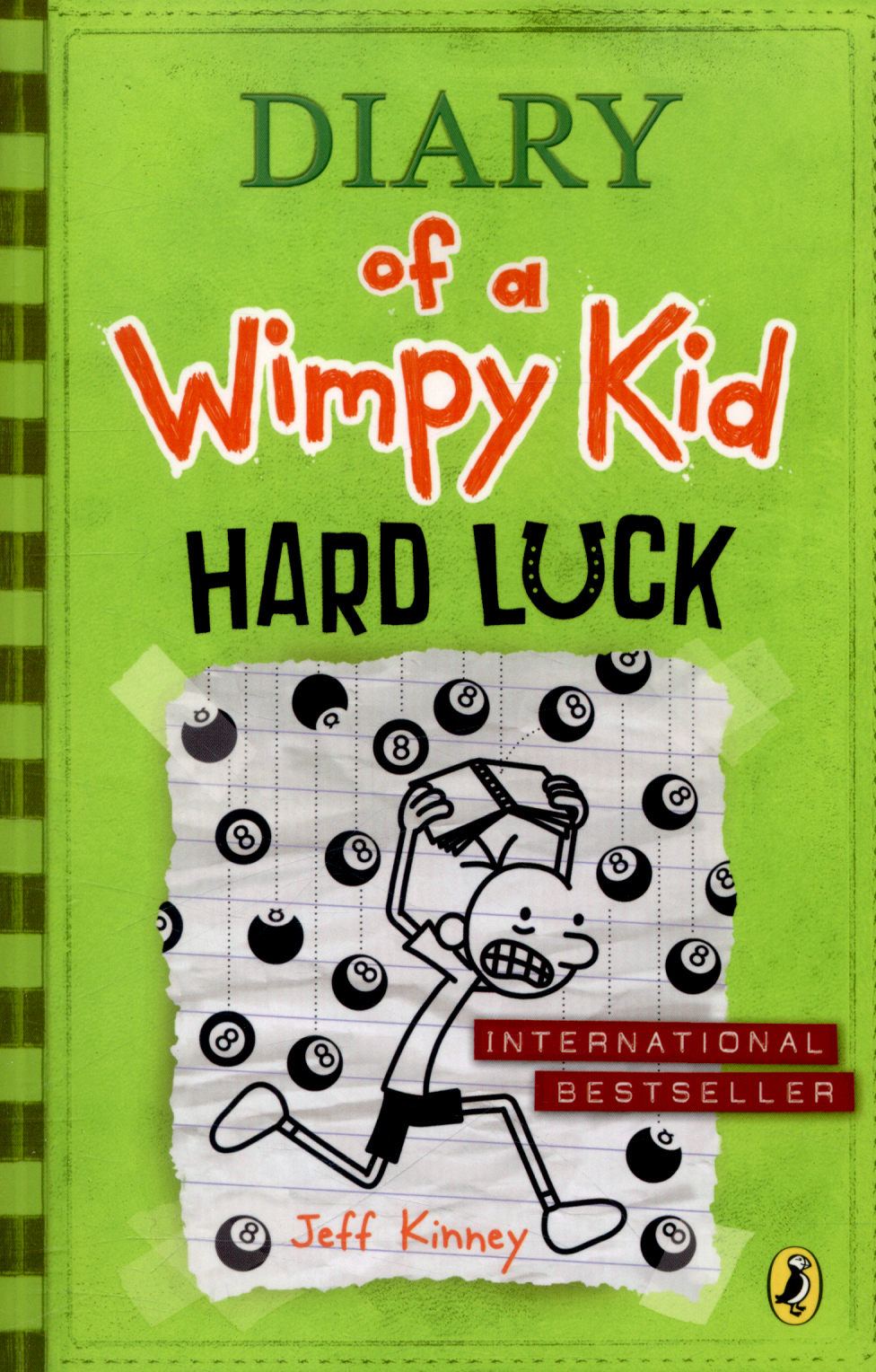 Diary Of A Fashion Mister Strictly Confidential: Hard Luck By Kinney, Jeff (9780141355481)