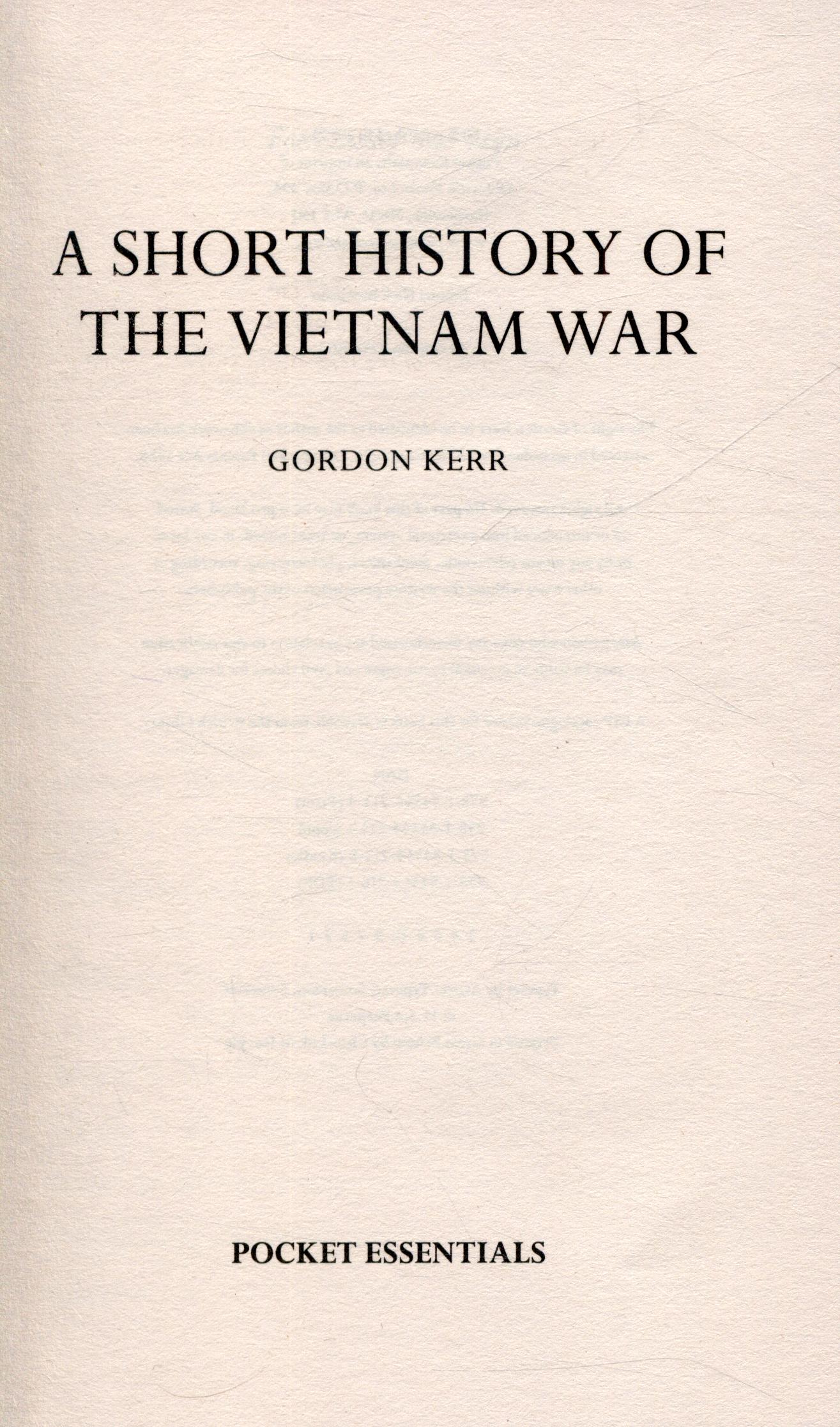 5 The Vietnam War