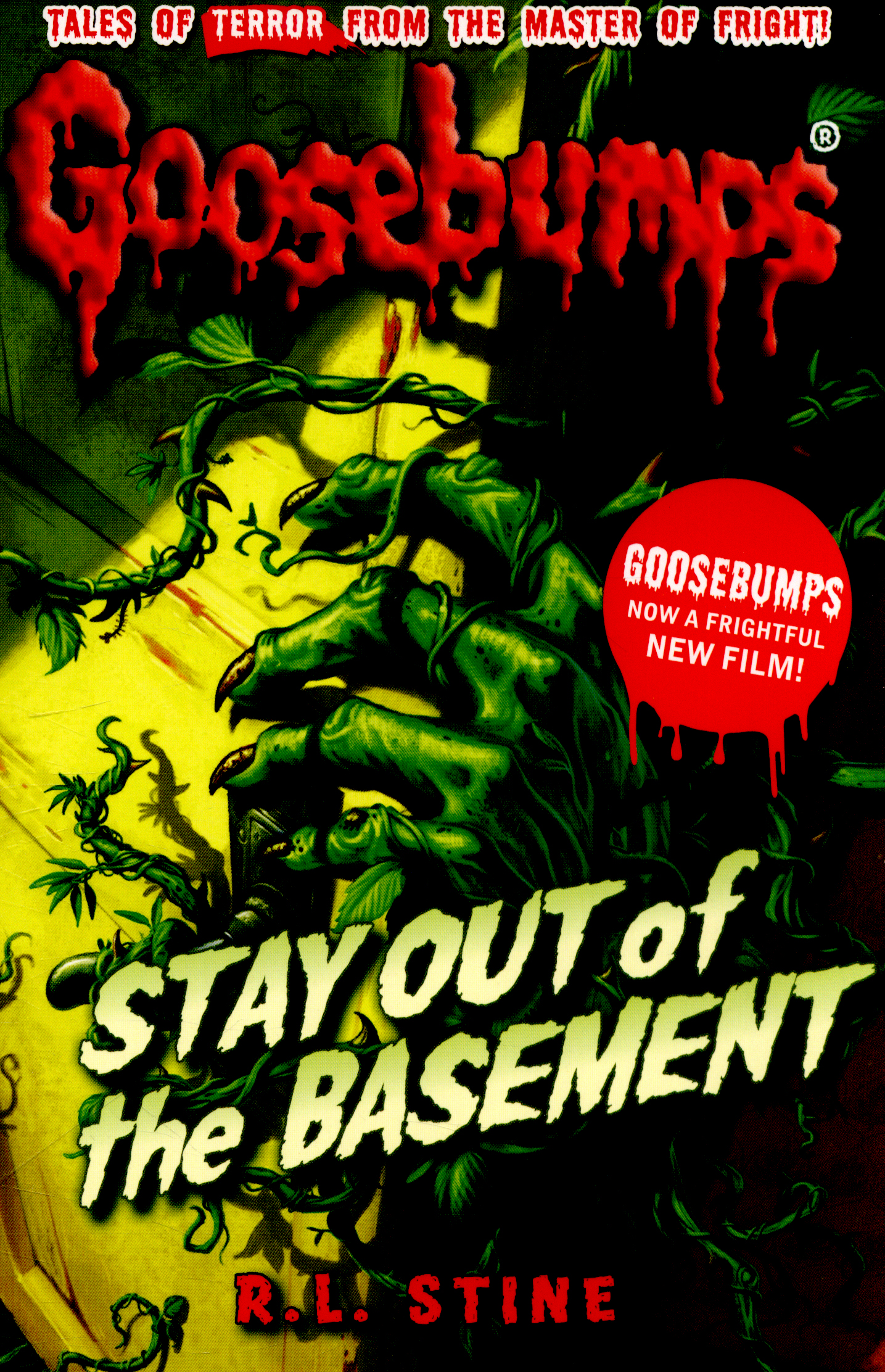stay out of the basement by stine r l 9781407157481 brownsbfs
