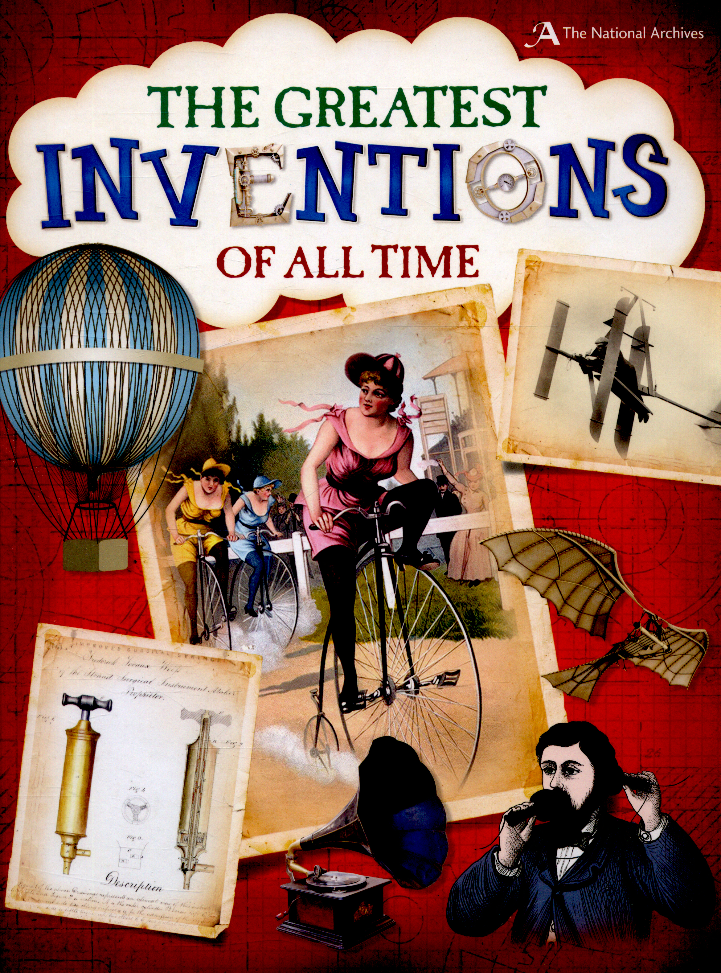 great inventions and the patents for them Patent records reveal that the way inventions are made has changed over the years  join them subscribe to the  and enjoy great savings.