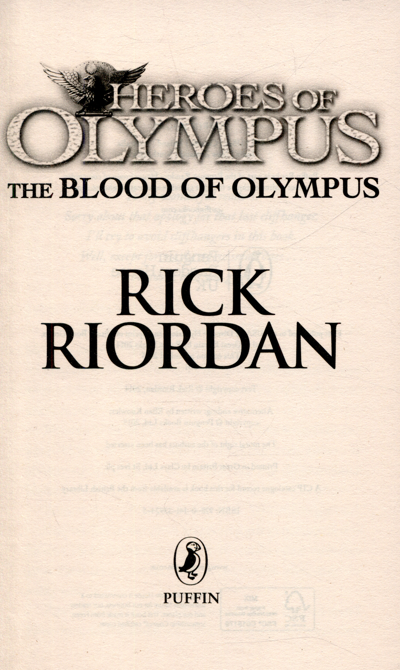 blood of olympus Everyone in blood of olympus was a hero they all just showed it differently, because they are obviously different people and they play to their own strengths.