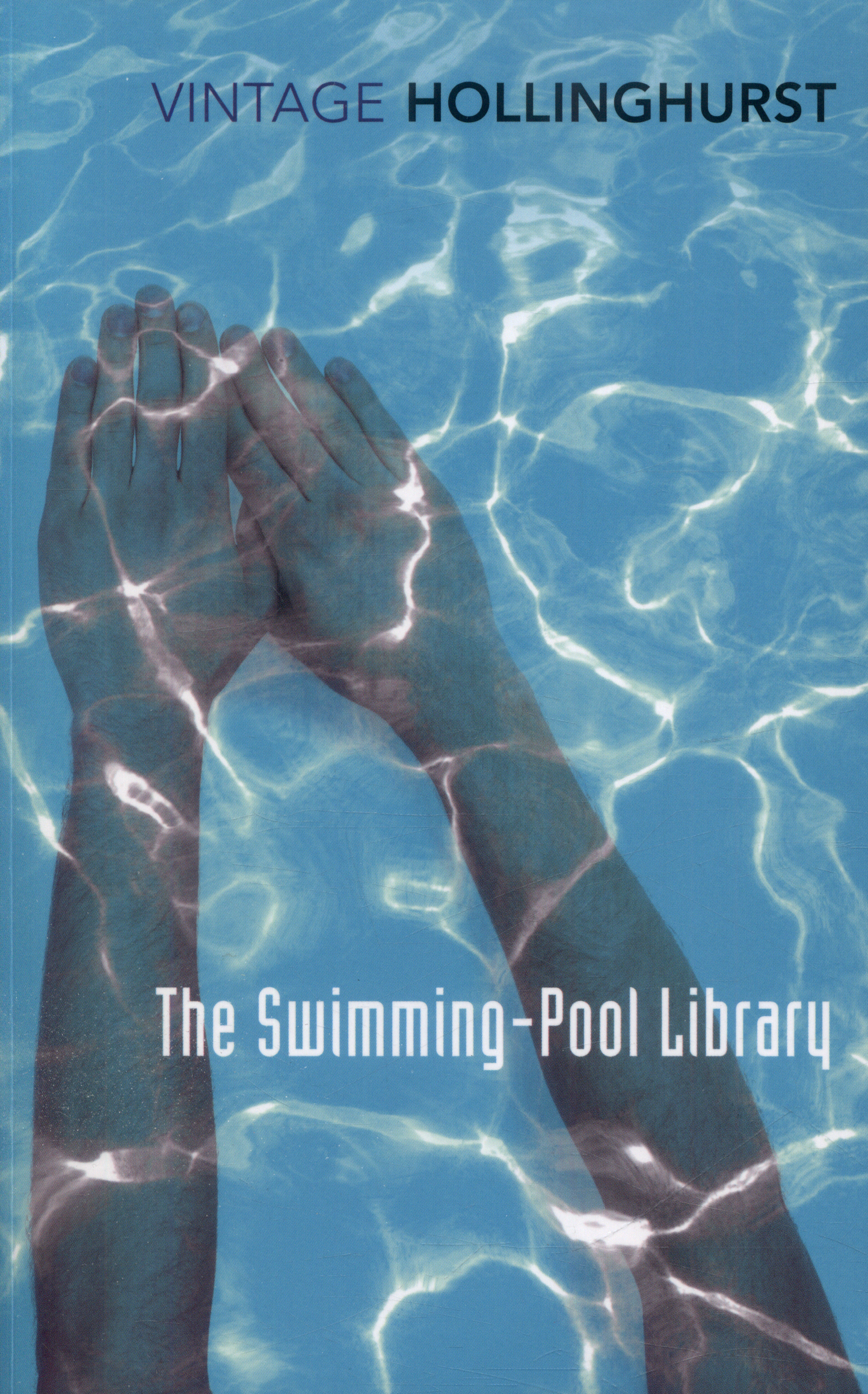 The Swimming Pool Library By Hollinghurst Alan 9781784870317 Brownsbfs