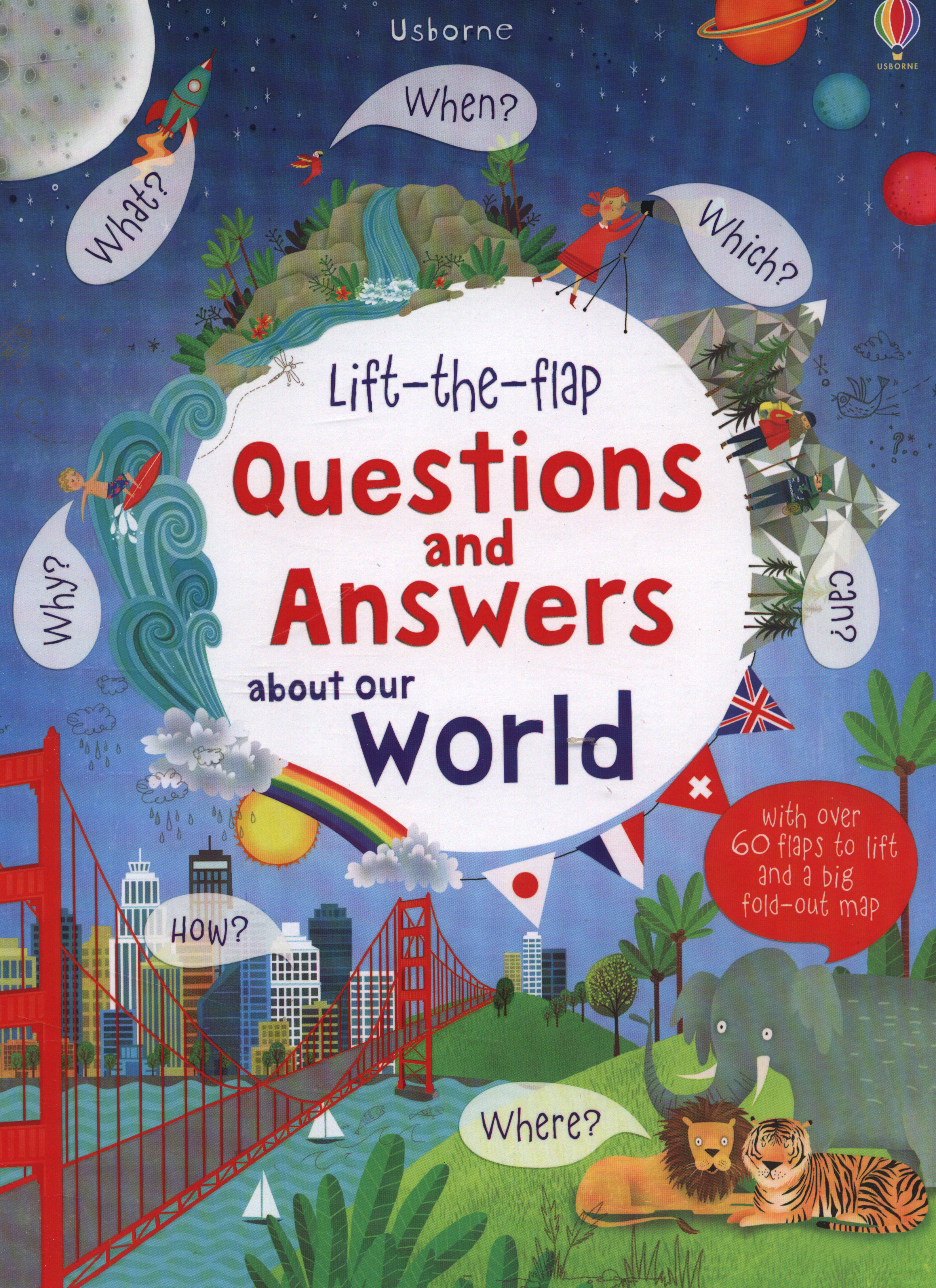 Usborne lift the flap questions and answers about our world by usborne lift the flap questions and answers about our world by daynes katie 9781409582151 brownsbfs gumiabroncs Images