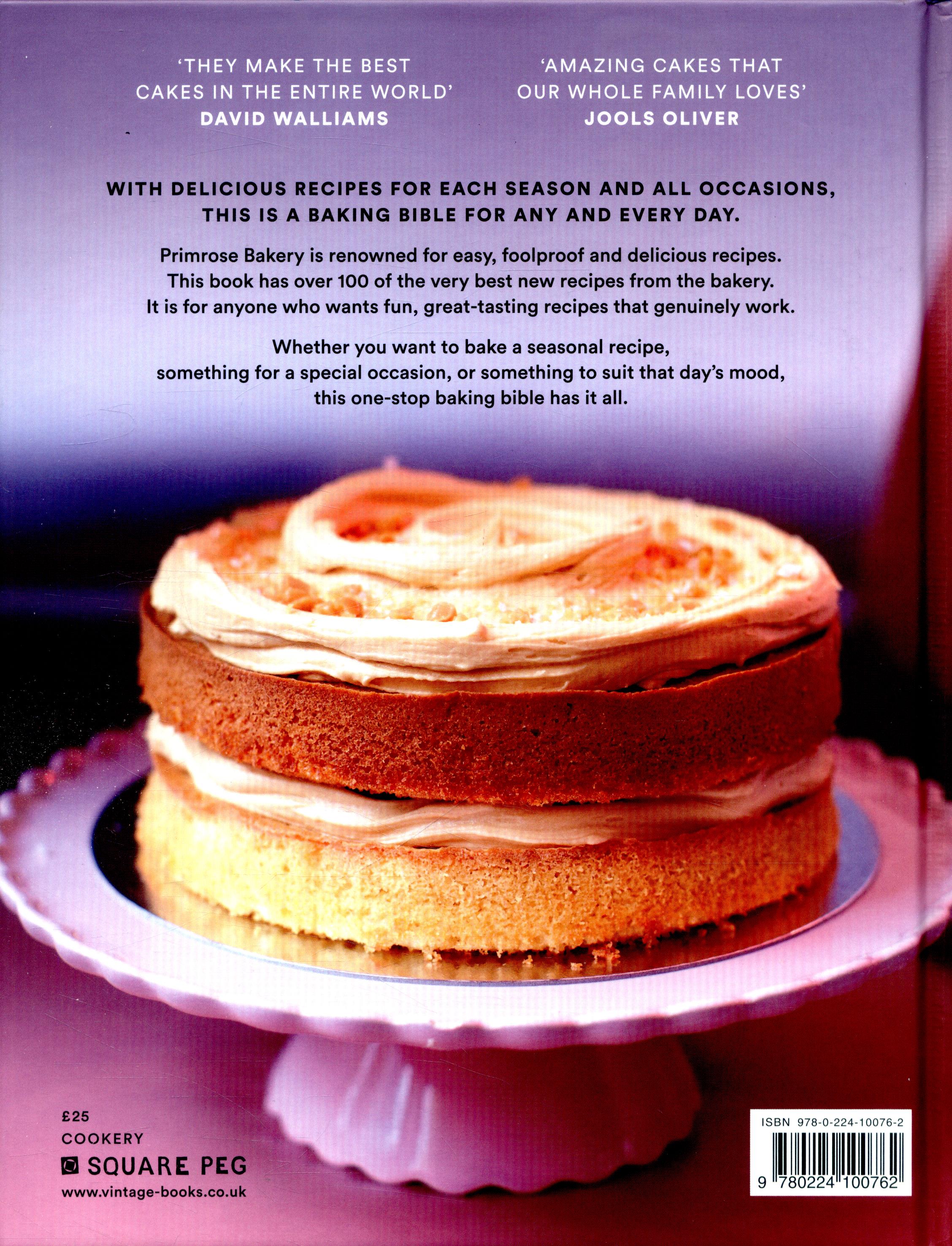 the primrose bakery book