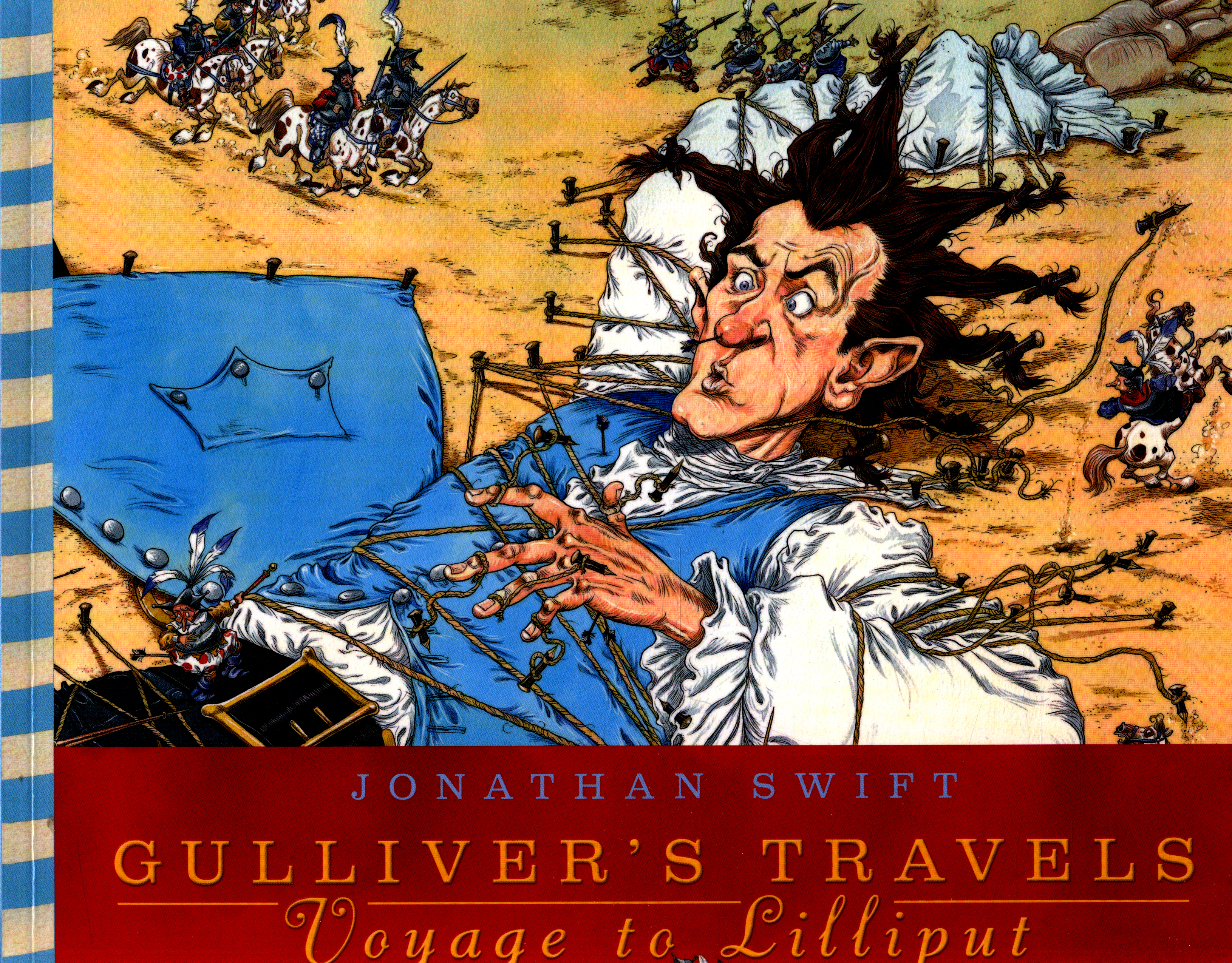 gulliver s travels allegory