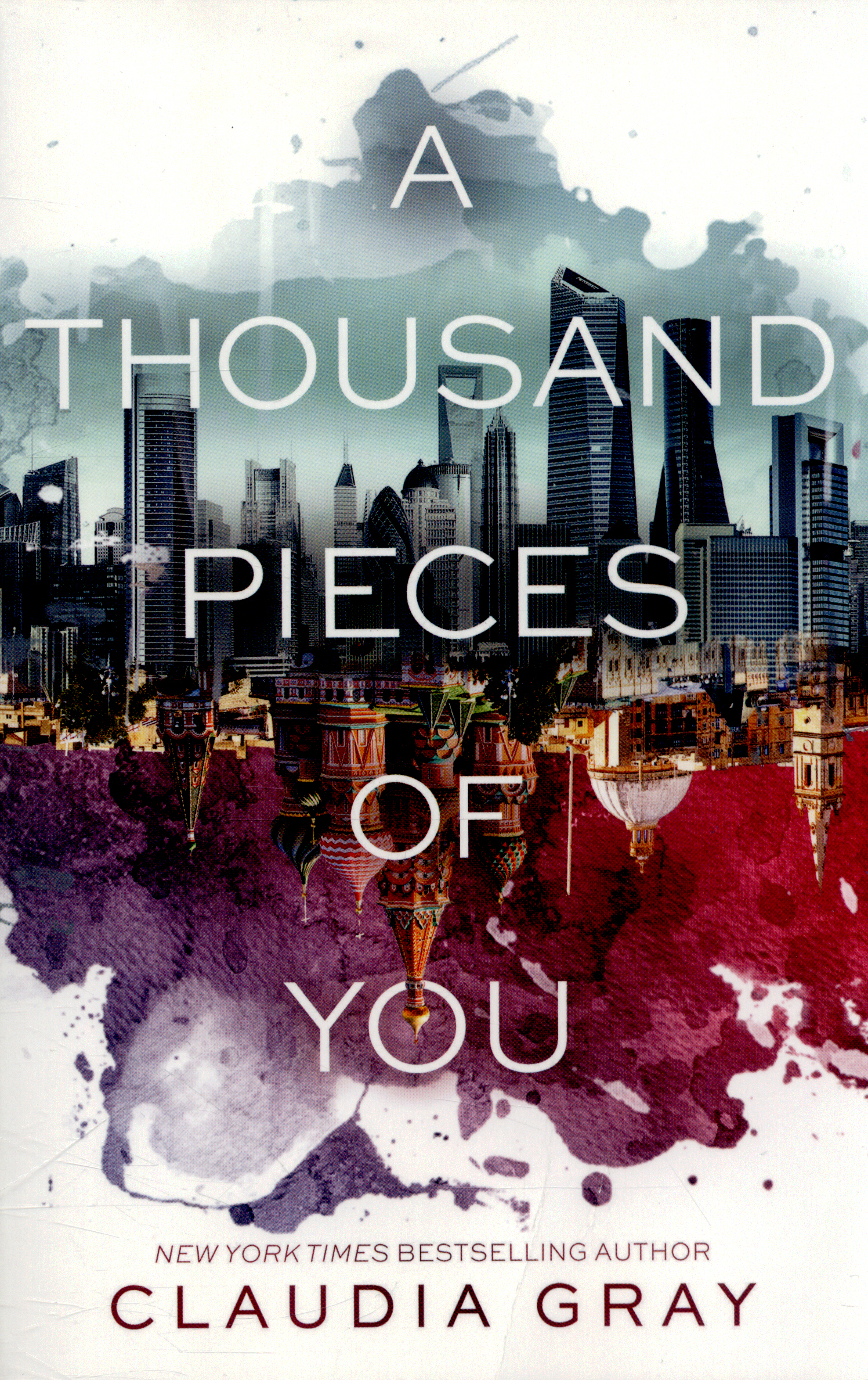 A Thousand Pieces Of You By Gray, Claudia (9780062278975
