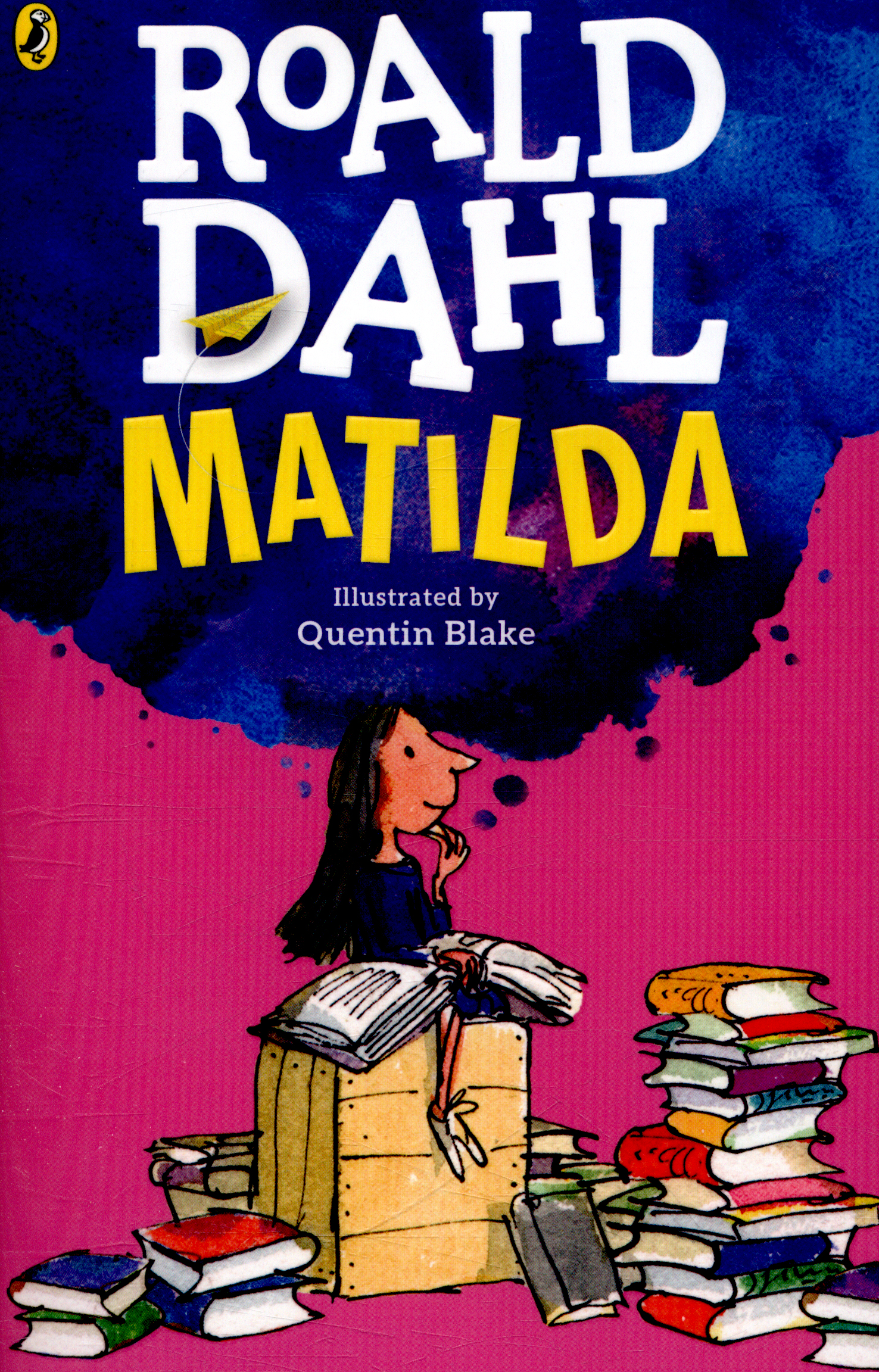 Children S Book Cover Quiz : Matilda by dahl roald  brownsbfs