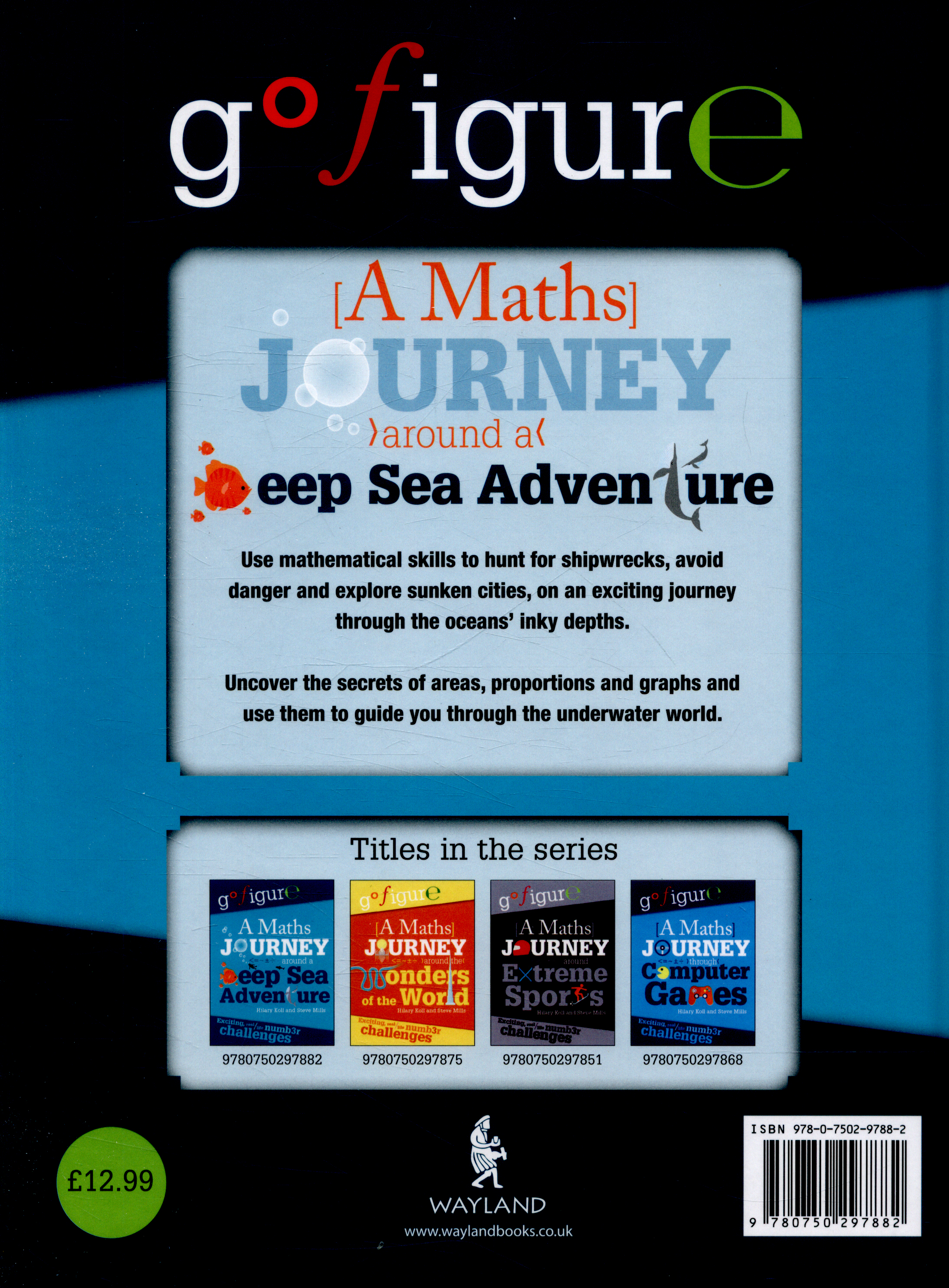 A maths journey around a deep sea adventure by Koll, Hilary ...