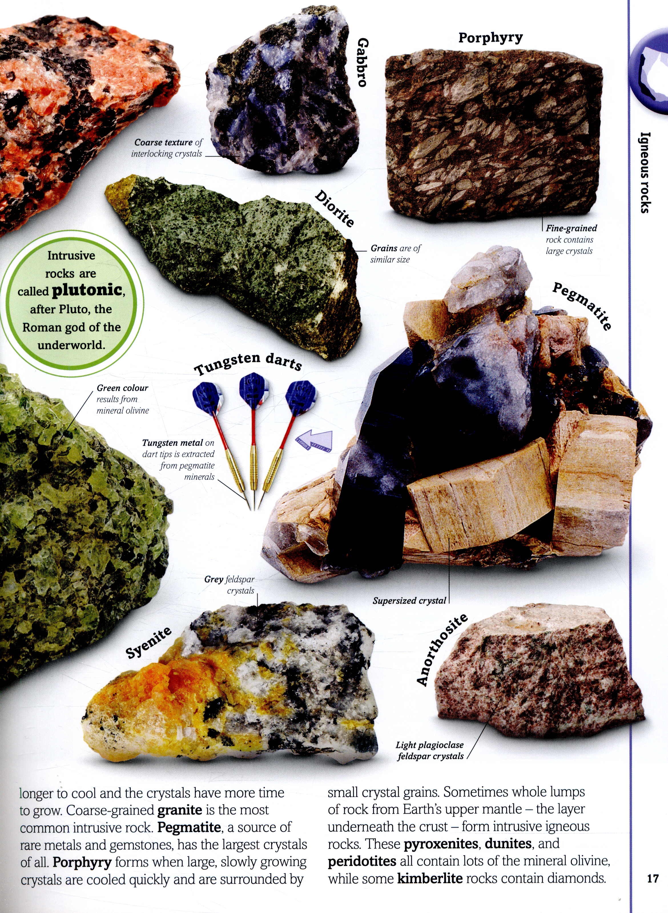 Colour book bands ks1 - The Rock Gem Book And Other Treasures Of The Natural World