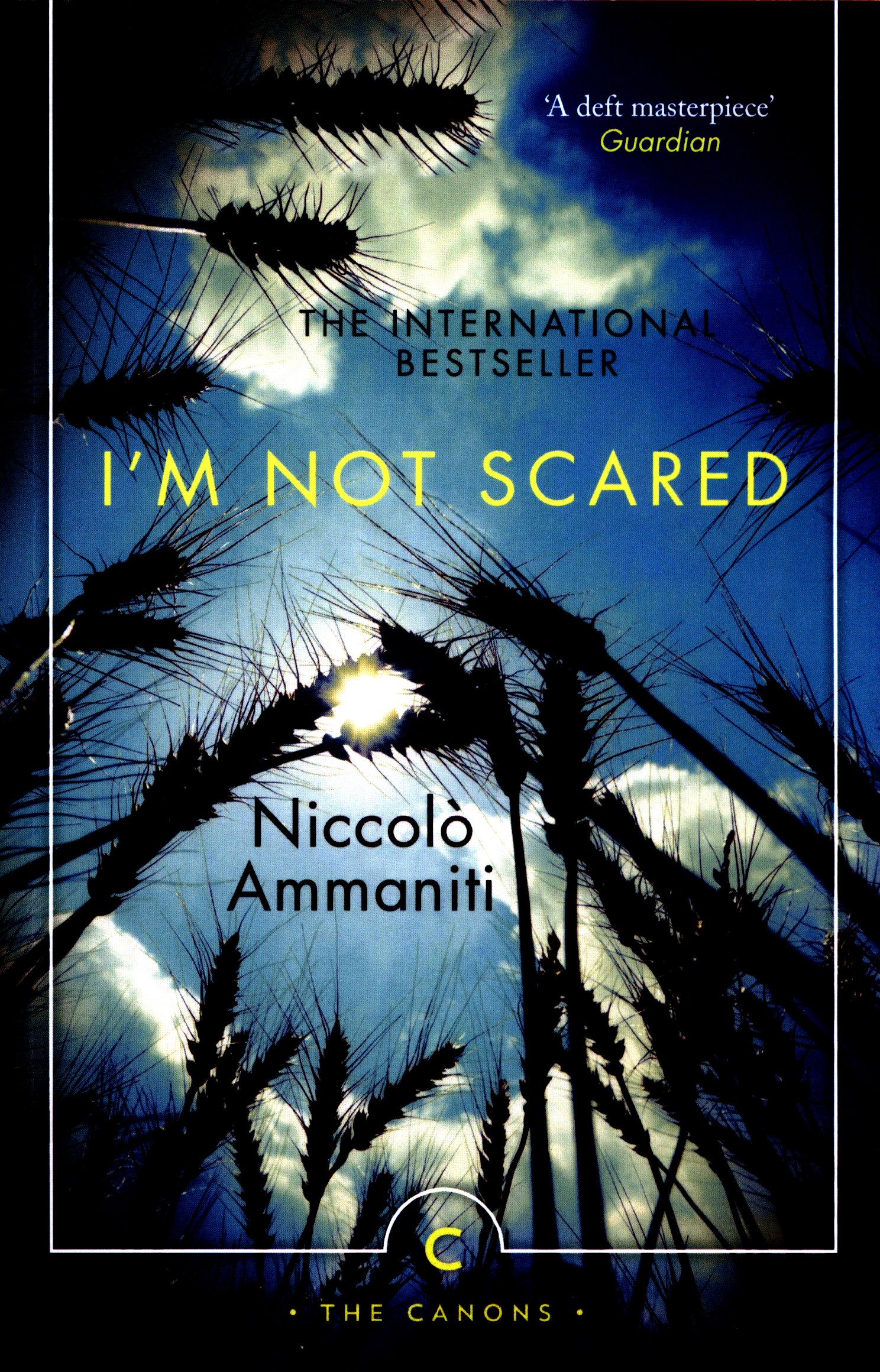 Niccolo Ammaniti's I'm Not Scared