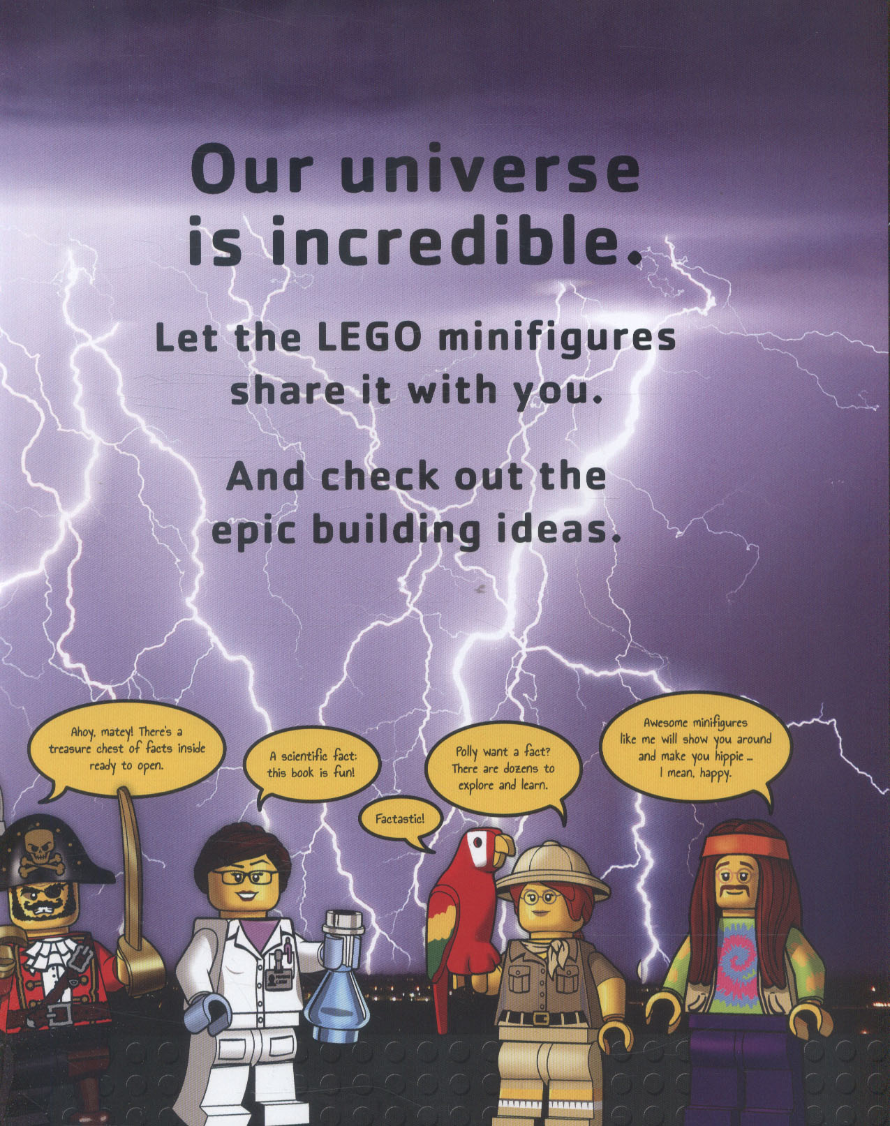 The book of everything a LEGO adventure in the real world by