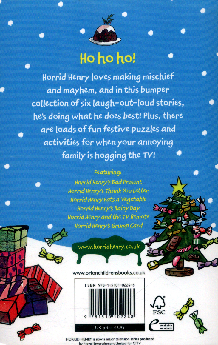 Horrid henrys merry mischief by simon francesca 9781510102248 horrid henrys merry mischief expocarfo