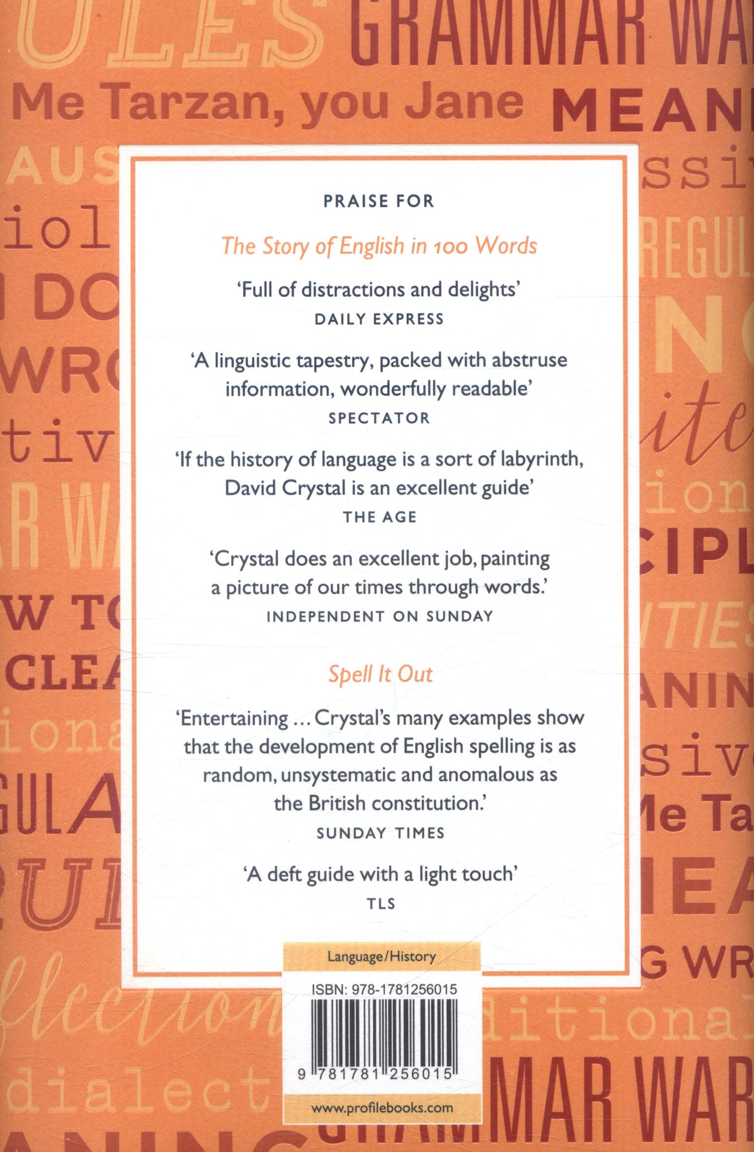 Making sense the glamorous story of english grammar by crystal making sense the glamorous story of english grammar stopboris Gallery