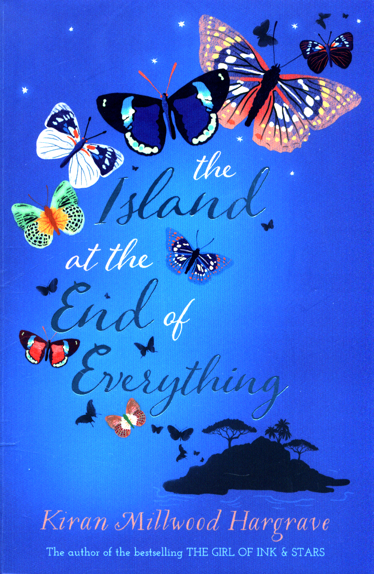 Image result for the island at the end of everything