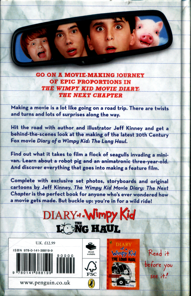Is The Wimpy Kid Movie Diary An Ar Book