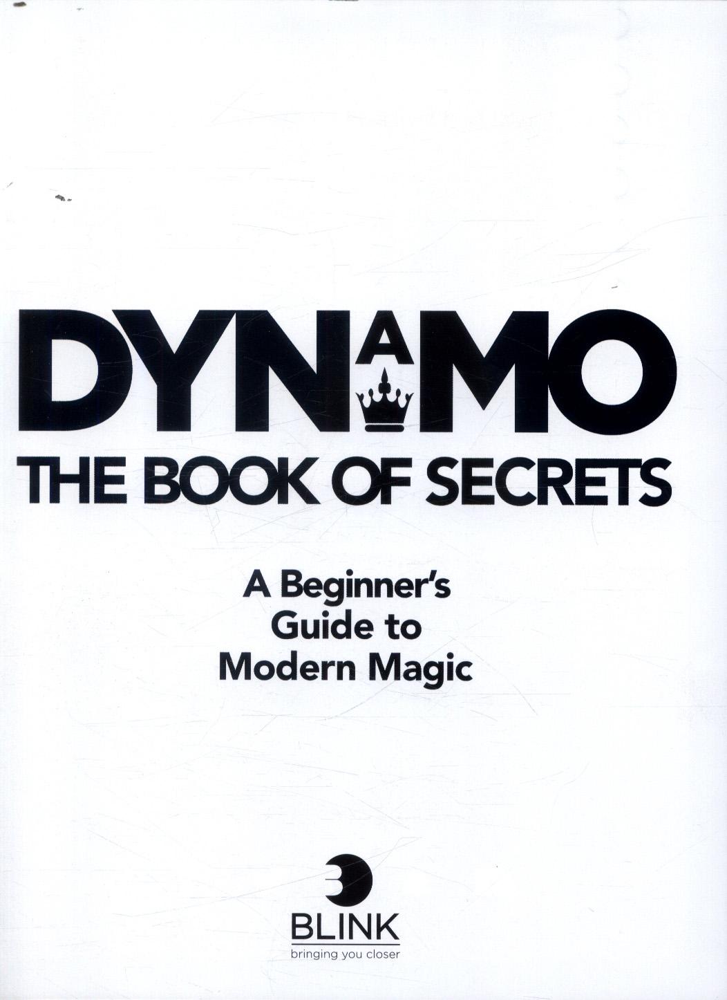 the book of secrets dynamo pdf