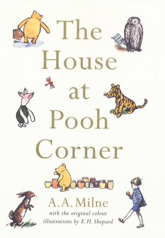 the house at pooh corner by milne a a 9781405211178