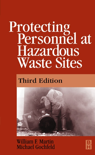 Protecting Personnel at Hazardous Waste Sites.