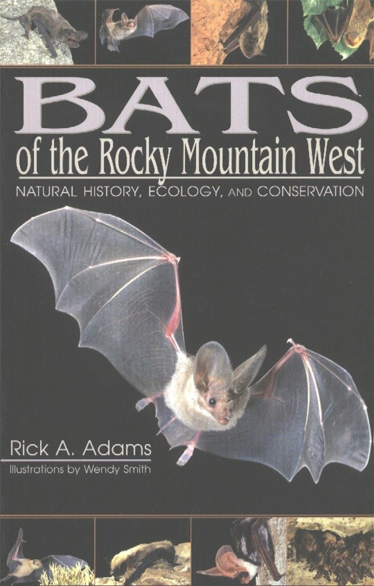 Bats of the Rocky Mountains West
