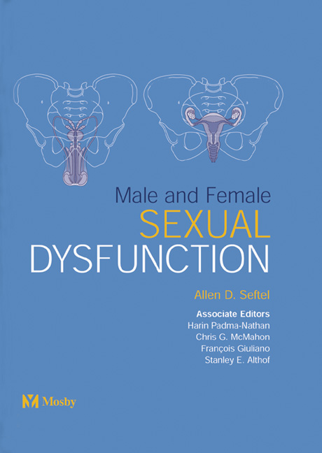 Male and Female Sexual Dysfunction