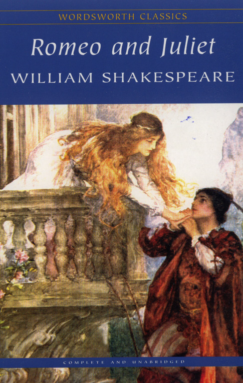 the use of imagery in the play romeo and juliet by william shakespeare
