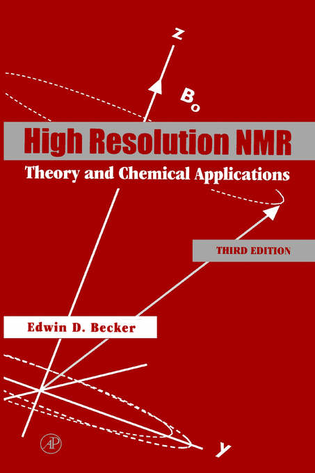 High Resolution Nmr