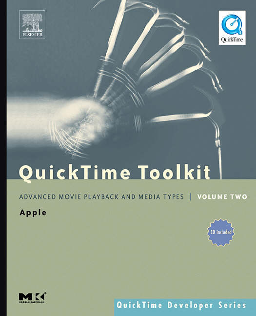Quicktime Toolkit.