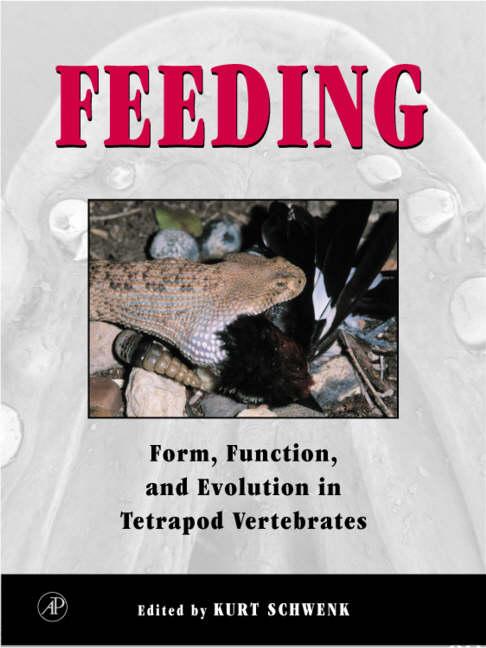 Feeding in Tetrapod Vertebrates